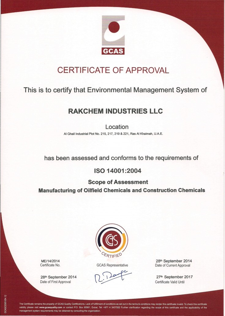 ems ohsas certificate certificates manufacturing meeting